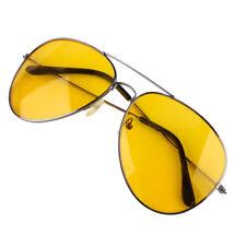Unisex Night Vision Driving Glasses Sunglasses Anti UV400 Driver Safety Goggle