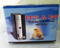 BlueTinum Latte P4 plus Barebone Mini PC, SiS 651/962, SiS 651 Grafik,  S-VHS