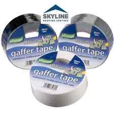 Rhino Gaffer Tape | Black | Waterproof | Interior | Exterior | Repair | DIY