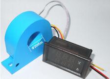Voltometro ampeDC 0-300 V 200A Digital LED  Tensione Corrente Meter Panel