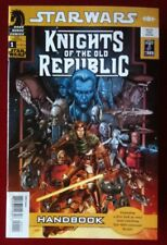 Star Wars: Knights Of The Old Republic Handbook #1 -  Comic Book - Dark Horse