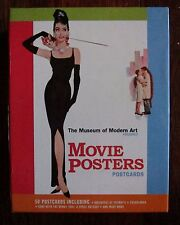 Museum Of Modern Art Movie Posters Postcards Full Set Of 50