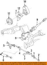 Cadillac GM OEM 84-85 Fleetwood Pump Steering Pump-Pulley 1626130