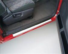 Door Sill Plate Set-Crew Cab Pickup Front Rear Putco 95128