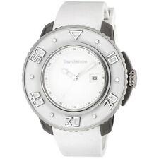 Tendence G-52 02103002 Men's Quartz Watch White Dial Titanium 52mm