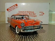 Danbury Mint 1957 Chevy Bel Air.Rare Le Fuelie Coupe.Nib.Undisplayed.New