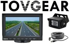 "TovGear 7"" Inch Motorhome Rear View Backup Camera System"