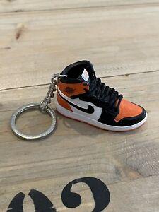 Trainer Sneaker Keyring Nike Air Max Replica Jordan