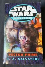 Vector Prime / Star Wars / R. A. Salvatore / Paperback / 2000