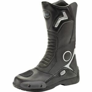 Joe Rocket Ballistic Touring Boots - Black, All Sizes