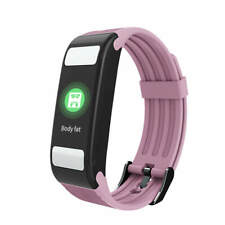 T9 Bodyfat Smart Watch compatible with iOS and Android Devices