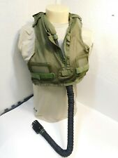 Army Vest, Air Conditioning Microclimate, NSN: 8415-01-217-5634 CVC cooling vest