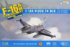KINETIC 1/48 F-16AM TIGER MEET SPECIAL w Photoetch +DACO/Cartograf Decals-SEALED