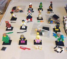 Lego minifigures serie 20 Completo Set Completo