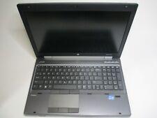 HP EliteBook 8570w Intel Core i7-3470QM 2.7GHz 8GB RAM 750GB HDD Windows 8.1 Pro