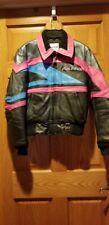Polaris Snowmobile Leather Jacket Hein Gericke Used Vintage Unisex Small