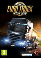 Euro Truck Simulator 2 - PC Steam Key [Region Free] 🔑