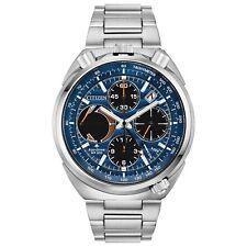 -NEW- Citizen Promaster  Tsuno Chronograph Racer Eco-Drive Watch AV0070-57L