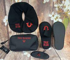 New True Religion Travel Kit