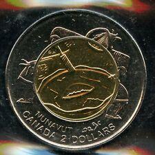 1999 Canada $2 Coin - ICCS MS66 NBU - Nunavut
