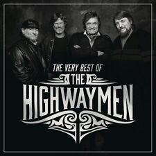 THE HIGHWAYMEN (COUNTRY) - THE VERY BEST OF THE HIGHWAYMEN NEW CD