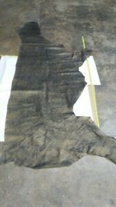 Genuine Top quality Cowhide leather Hide Soft SMOOTH GOLD WASHED - 20 Sq.Ft (S)