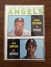 1964 TOPPS Baseball ANGELS ROOKIES #127 NRMT