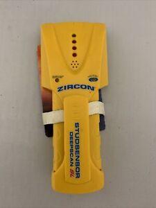Stud Sensor (Studsensor) Pro SL Zircon Corporation - Used - With Battery