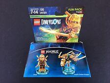 Lego Dimensions Fun Pack Ninjago Lloyd 71239 New