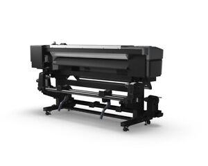 SureColor SC-F9430 Dye-Sublimation Textile Production Printer