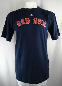 Boston Red Sox MLB '#2 Xander Bogaerts' Majestic Men's Graphic T-Shirt