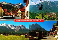Garmisch-Partenkirchen ,1994 gelaufene AK