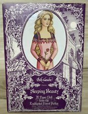 #23. Vintage 1987 Peck Gandré Enchanted Forest Series Sleeping Beauty Paper Doll