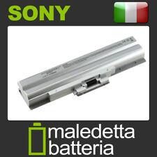 Batteria 10.8-11.1V 5200mAh EQUIVALENTE Sony VGPBPS13/S VGP-BPS13/S