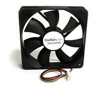 StarTech.com (120 x 25mm) Computer Case Fan with PWM - Pulse Width Modulation