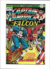 "CAPTAIN AMERICA #196  [1976 FN+]  ""THE GAME: KILL-DERBY!""  SKATEBOARD COVER!"