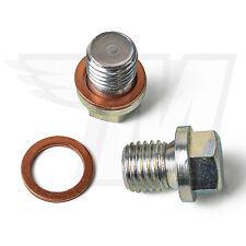1x vidange m12 x 1,50 + joint 12 x 17 x 1,5 mm toyota MINI MERCEDES