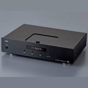 CEC TL5BK Belt Drive CD Player TL-5 Black High-Quality Digital Replay Transport