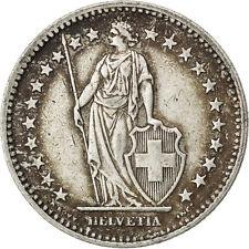 Monnaies, Suisse, Confédération helvétique, 2 Francs, 1945 B, KM 21 #33280