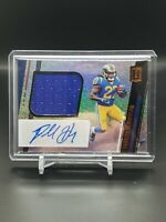 2019 Panini Unparalleled Darrell Henderson RC Auto Patch Rams