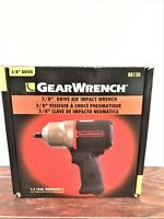 "NEW! GearWrench 88130 3/8"" Drive Automotive Air Tools Impact Wrench FREE Ship!"