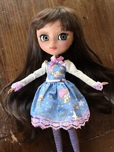 Pullip Mio Kit Custom Mocha Doll