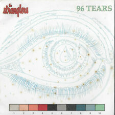 "THE STRANGLERS * 96 TEARS * 7"" SINGLE EPIC TEARS 1 PLAYS GREAT"