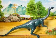Vtg 18� Large Dinosaur Model Apatosaurus | Brontosaurus Classic Hard Plastic Toy