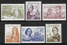 AUSTRALIA 1999 Exhibition NAVIGATORS incl CAPTAIN COOK 6v MNH