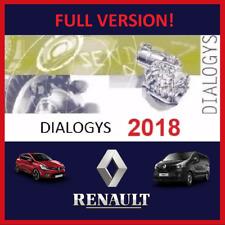 Renault Dialogys v4.72 2018 - Multilanguage - FULL VERSION ✔️