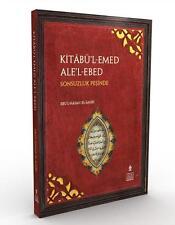ISLAM ARABIC  Abu l-Hasan al-'Amiri Kitab al-amad 'ala'l-abad Arabic-Turkish