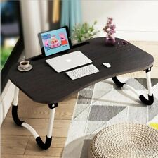 Portable Adjustable Tray Laptop Table Stand Lap Sofa Bed PC Notebook Desk NEW