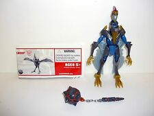 TRANSFORMERS SWOOP DINOBOT Animated Action Figure Deluxe Class COMPLETE