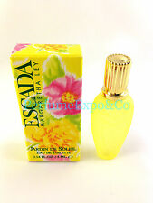Margaretha Ley Jardin De Soleil ESCADA  4ml EDT SPLASH MINI Perfume Parfum NEW